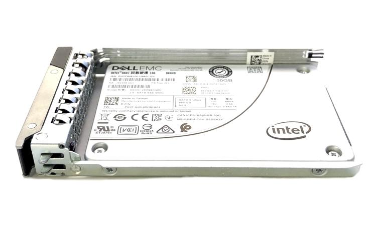 Dell 1.8TB 10K 2.5 12Gbps SAS Hard Drive 14th Gen PE R440 R540 R6415 R7415 R7425