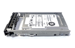"Dell 1.92TB SSD SAS 12Gbps 2.5 inch hot-plug drive. Comes w/ 2.5"" drive and 2.5"" tray for 11G & 12G PowerEdge Servers."