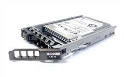 PowerEdge T340 T440 - Dell 1.92TB SSD SAS Read Intensive 2.5 inch Drive