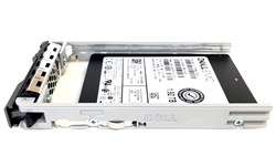 "Dell 1.92TB SSD SATA 6Gbps 2.5 inch hot-plug drive. Comes w/ 2.5"" drive and 2.5"" tray for 11G & 12G PowerEdge Servers."