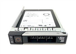 Dell 1.92TB SSD SATA MIX MLC 6Gbps 2.5 inch hot-plug drive 14G PowerEdge