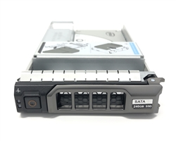 Dell 240GB SSD SATA Mix Use Hybrid 3.5 inch hot-plug drive for 13th Gen MD PowerVault.