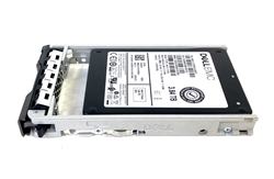 PowerEdge T340 T440 - Dell 3.84TB SSD SAS Read Intensive 2.5 inch Drive