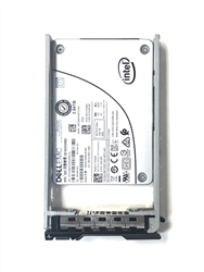 "Dell 3.84TB SSD SATA 6Gbps 2.5 inch hot-plug drive. Comes w/ 2.5"" drive and 2.5"" tray for 13G PowerEdge Servers."