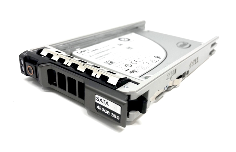 11th & 12th Gen - Dell SSD 480GB Mix Use MU 2 5 inch SATA Drive for  PowerEdge