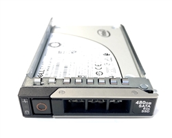 Dell 480GB SSD SATA Read MLC 6Gbps 2.5 inch hot-plug drive 14G PowerEdge
