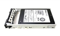Dell 800GB SSD SAS 12Gbps 2.5 inch hot-plug drive and tray for 13G PowerEdge Server