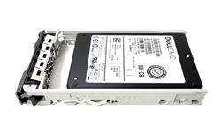 "Dell 800GB SSD SAS 12Gbps 2.5 inch hot-plug drive. Comes w/ 2.5"" drive and 2.5"" tray for 13G PowerEdge Servers."