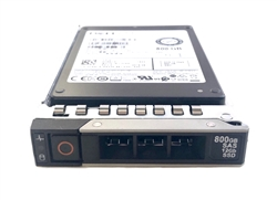 Dell 800GB SSD SAS Read MLC 12Gbps 2.5 inch hot-plug drive 14G PowerEdge