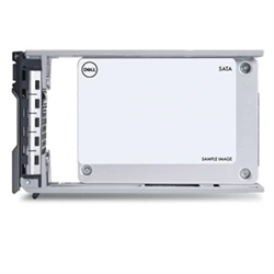 "Dell 800GB SSD SATA 6Gbps 2.5 inch hot-plug drive. Comes w/ 2.5"" drive and 2.5"" tray for 11G & 12G PowerEdge Servers."