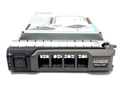 Dell 960GB SSD SAS Read Hybrid 3.5 inch hot-plug drive for 13th Gen MD PowerVault.