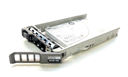 "Dell 960GB SSD SATA 6Gbps 2.5 inch hot-plug drive. Comes w/ 2.5"" drive and 2.5"" tray for 13G PowerEdge Servers."