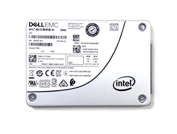 SSDSC2KB480G8R - Intel Dell SSD 480GB Read 2.5 inch S4610 SATA Drive for PowerEdge