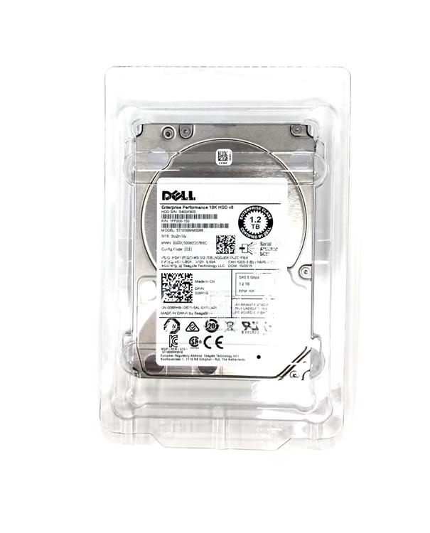 ST1200MM0007 Segate 1.2Tb 10K 6Gbps SAS 2.5/'/' Enterprise Performance Hard Drive