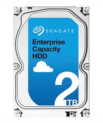 ST2000NM0055 Seagate 2TB 7200 RPM 6Gbps 3.5 inch SATA Hard Drive with 5 Year Seagate Mfg Warranty