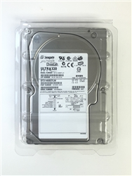 Seagate 147GB 10000RPM 68-Pin SCSI Ultra320 Mfg # ST3146807LW