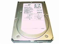 Seagate 300GB 10000RPM Ultra320 68-Pin SCSI HD Mfg # ST3300007LW