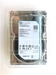 Seagate SAS 4TB 7200RPM SAS 3.5-Inch HD  Mfg # ST4000NM0023