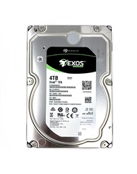 Seagate 4TB 7200RPM 12Gbps 512n SAS 3.5-Inch HD  Mfg # ST4000NM0025