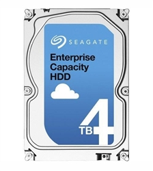 Seagate 4TB 7200RPM 12Gbps 512e SAS 3.5-Inch HD  Mfg # ST4000NM0125