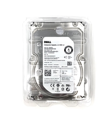 "Dell / Seagate Technology - ST4000NM0135 SED (Self-Encrypting Drive technology) 4TB 7.2K RPM 3.5"" SAS Hard Drive"