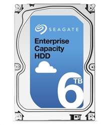 Seagate 6TB 7200RPM 12Gbps 512n SAS 3.5-Inch HD  Mfg # ST6000NM0245