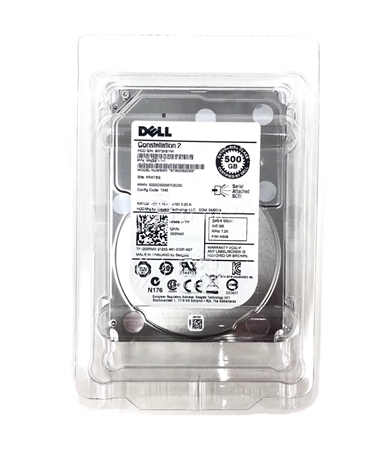 "Seagate Constellation.2  ST9500620SS 500GB 7200 RPM 64MB Cache SAS 6Gb/s 2.5"" Internal Enterprise-class Hard Drive Bare Drive. h Warranty"