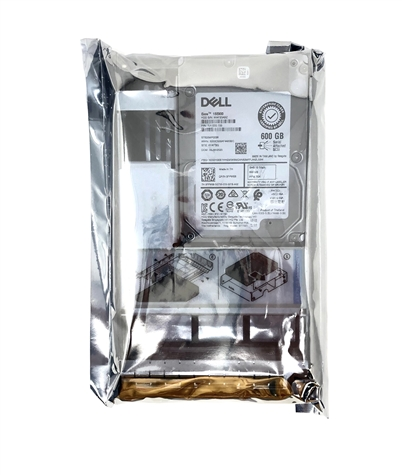 "WGDVK Dell - 600GB 15K RPM SAS 3.5"" HD - MFg # WGDVK"