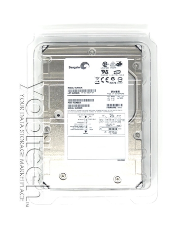 "Hitachi 600GB 15K SAS 3.5/"" 6GBPS Hard Drive Dell 1900 1950 2900 2950 2970 R900"