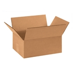 BOX 0615 6x4x4F Corrugated Shipping Boxes