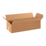 BOX 120404 12 x 4 x 4 Corrugated Shipping Boxes