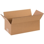 BOX 120604 12x6x4 Corrugated Shipping Boxes