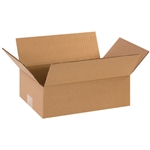 BOX 120804 12x8x4 Corrugated Shipping Boxes