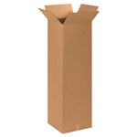 BOX 121260 12x12x60 Corrugated Shipping Boxes