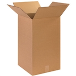 BOX 141424 14x14x24 Tall Corruagted Shipping Boxes