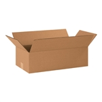 BOX 201406 20x14x6 Flat Corrugated Shipping Boxes