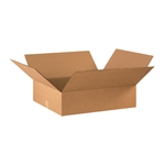 BOX 221806 22x18x6 Flat Corrugated Shipping Boxes
