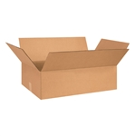 BOX 241206 24x12x6 Flat Corrugated Shipping Boxes