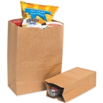 BRGN BIN Duro 1/2# Grocery Bag