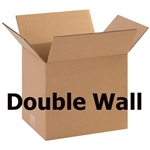 BXD 161212 16x12x12 Double Wall Shipping Box