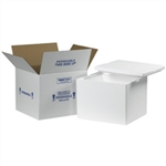 FIS C209 Foam Insulated Shipping Boxes 8x6x9
