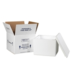 FIS C230 Foam Insulated Shipping Boxes 12x12x11.5