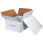 FIS C271 Foam Insulated Shipping Boxes 26x19.75x10