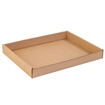 TRAY 1512 15x12x1 3/4 Corrugated Tray