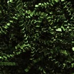 VFS 1030 - Void Fill -  Spring-Fill Crinkle Cut? Paper Shred - Forest Green, 10 Pound