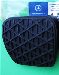 Brake or Clutch Pedal Pad-Fits most 108,109,110,111,112,113,114,115Ch