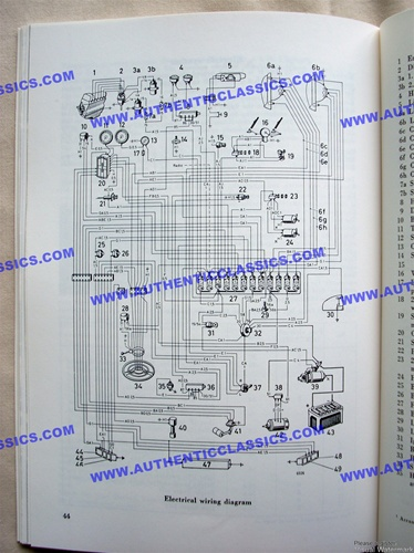 Mercedes Benz 300SL Roadster Owners Manual 1957 1963