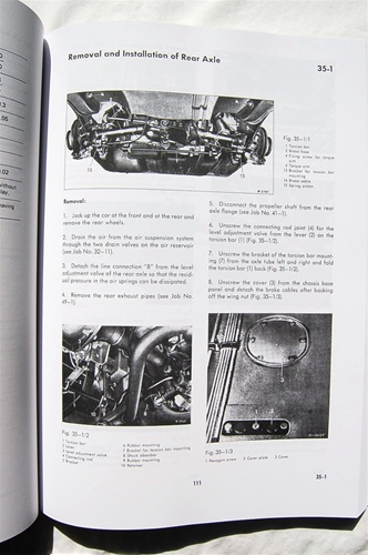 mercedes benz type 600 grand benz workshop manual rh authenticclassics com Mercedes 300D Mercedes 300