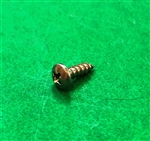 Pan Head Sheet Metal Screw - DIN 7981 - 3.9x13 Stainless Steel-for Grille Screen + others