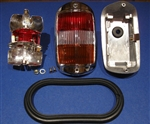 Complete Early Type Taillight unit for Mercedes 190SL